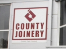 County Joinery signs