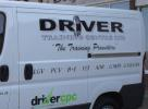 Driver Training Centre van