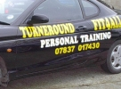 Turneround car